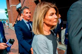 Lori Loughlin is released from prison after a two-month prison sentence for college admission fraud