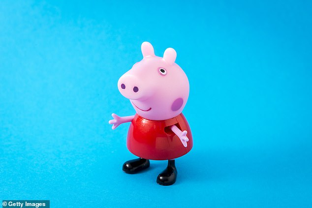 Peppa Pig: Cartooning follows a family of British Pigs and their daily adventures, Pepa has been known to be a little rude