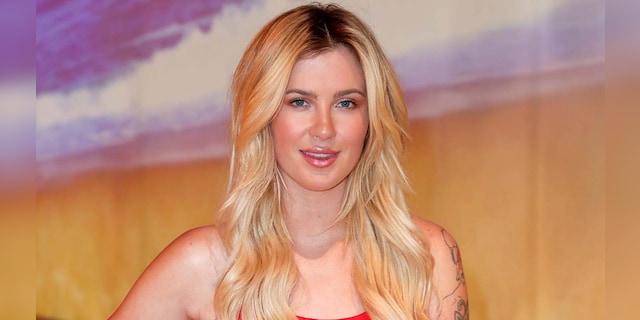 Ireland Baldwin is the daughter of actors Alec Baldwin - now married to Hilaria Baldwin - and Kim Basinger.