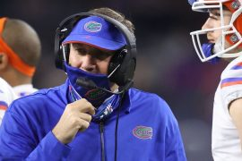 Florida's Dan Mullen says the depleted Gators have chosen not to play the Cotton Bowl
