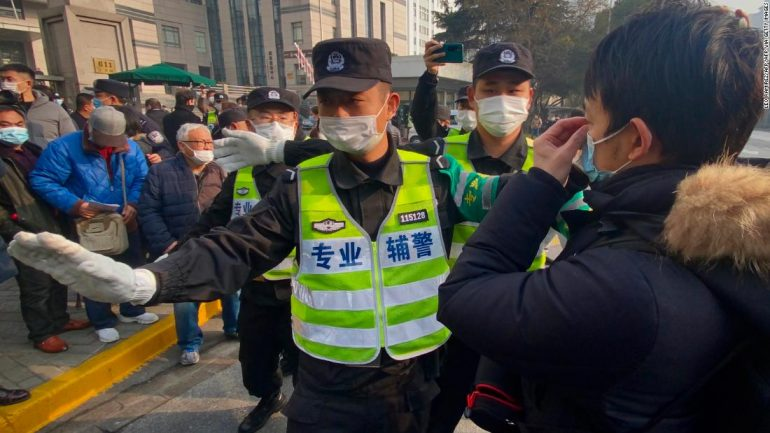 The Chinese journalist who documented the coronavirus outbreak has been imprisoned in Wuhan for 4 years