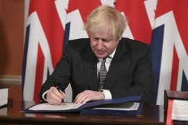 The new year brings the final split of Brexit between the UK and the European Union