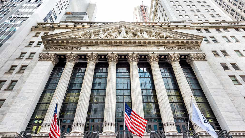 Today, the Dow Jones rises on stimulus.  Intel faces shake;  Ali Baba expand its recovery |  Daily Business Investor