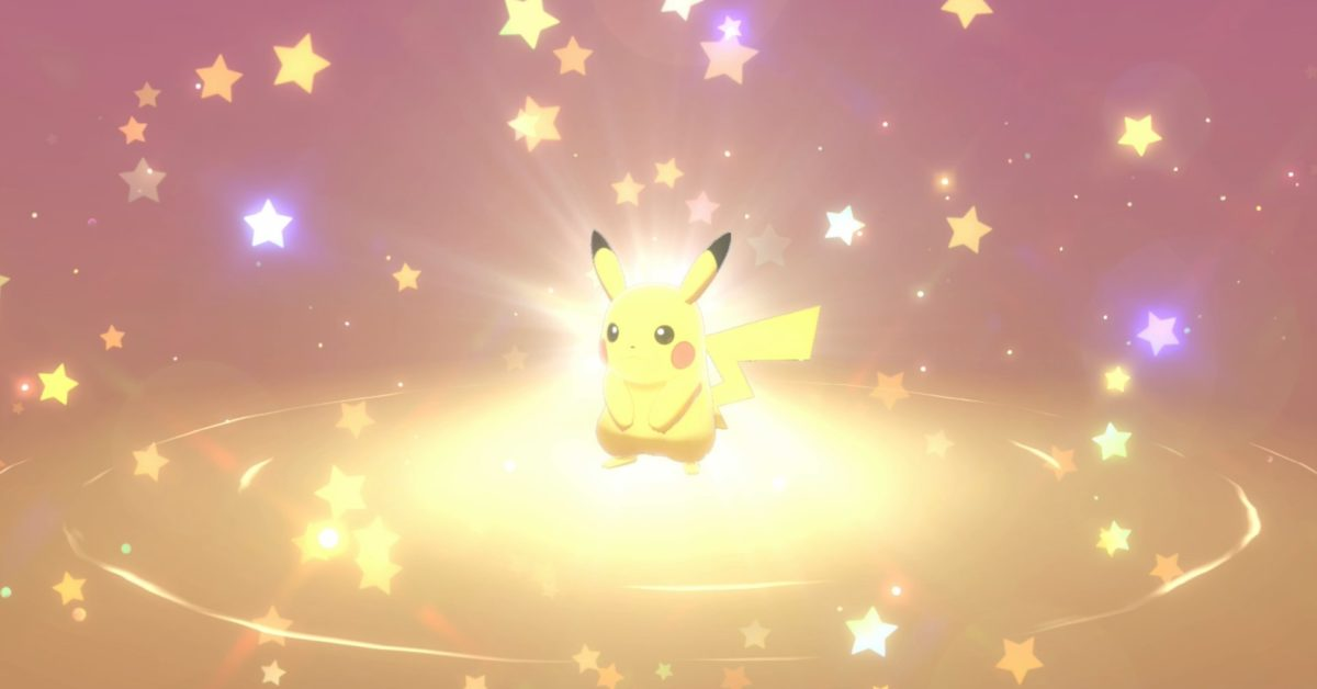 Pokémon Sword & Shield will receive a special Pikachu after the ISS event