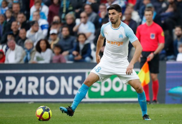 Sanson has scored five goals in 10 Ligue 1 matches this season