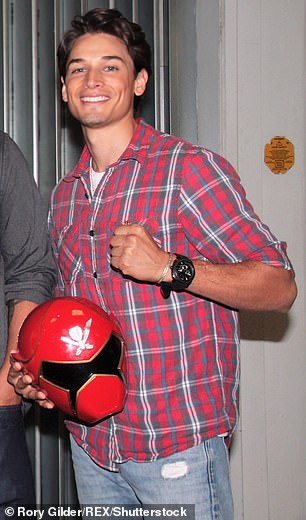 Claim to Fame: Andrew starred as the Red Power Ranger in Power Rangers Megaforce from 2013 to 2014