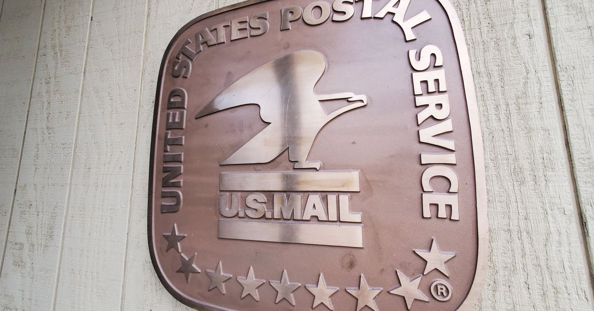 A postal worker has been sentenced to stealing keyboards from the mail