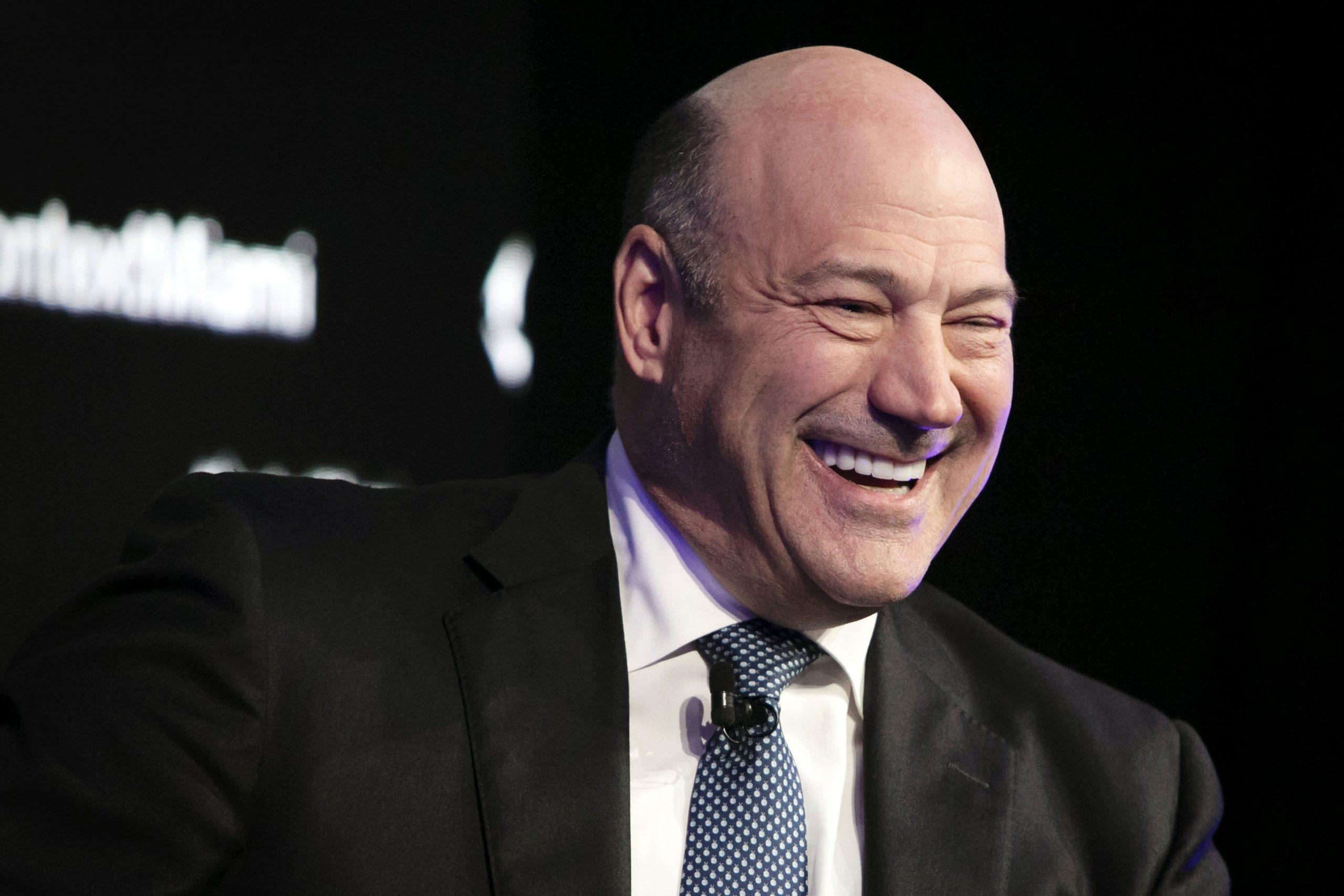 Gary Cohn joins IBM as Vice Chairman