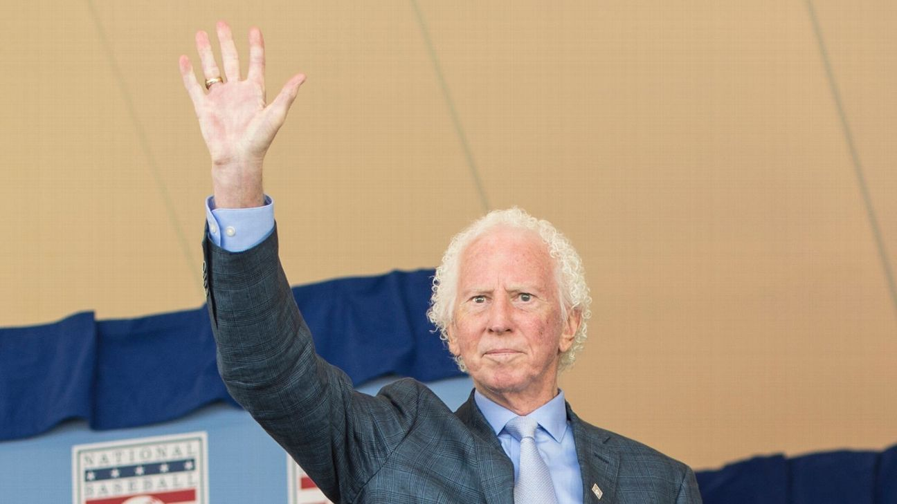 Hall of Fame pitcher Don Sutton dies at age 75