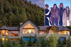 Inside Kendall, Kylie Jenner rents $ 450k per month in Aspen