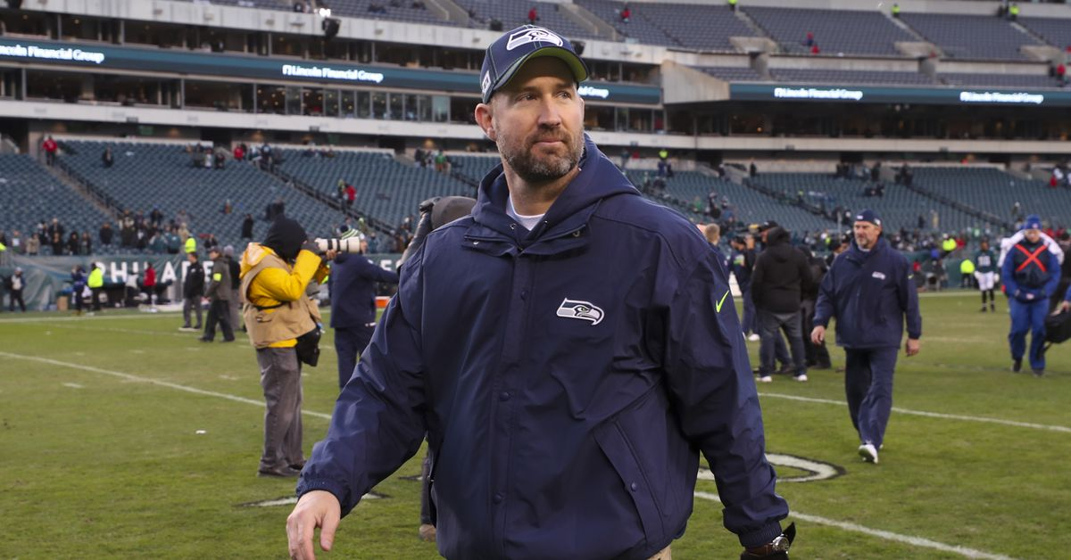 Seattle Seahawks and OC Brian Schottenheimer agree to split up