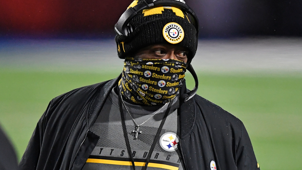 Steelers' Growth Training Purge by HC Mike Tomlin