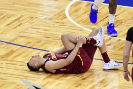 The Cleveland Cavaliers ran out of power - and the players - in a 103-83 loss to the Orlando Magic