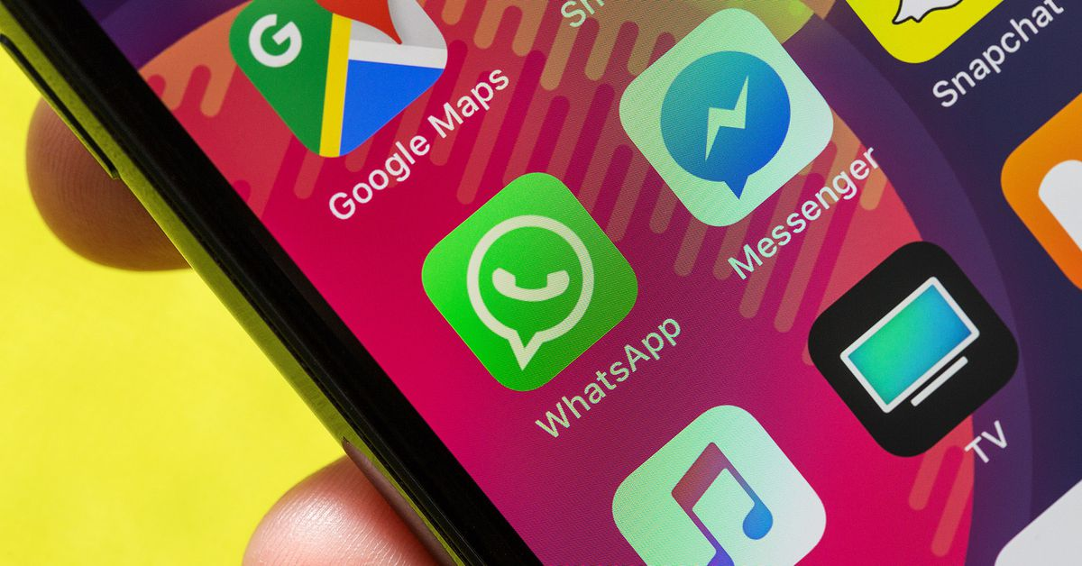 WhatsApp is delaying new privacy policy amid mass confusion over Facebook data sharing